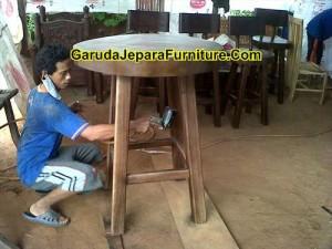 penyemprotan furniture