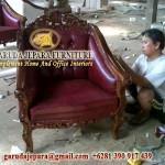 Kursi Tamu monaco Sedang