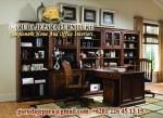 Set Mebel Kantor Jati