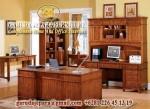 Set Ruang Kantor Klasik