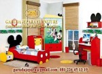 Set Kamar Tidur Anak Mickey Mouse