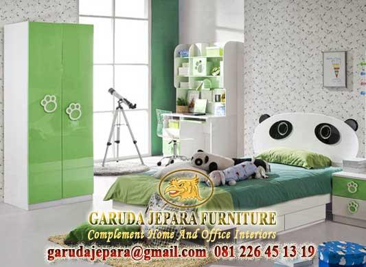 Set Kamar Tidur Panda