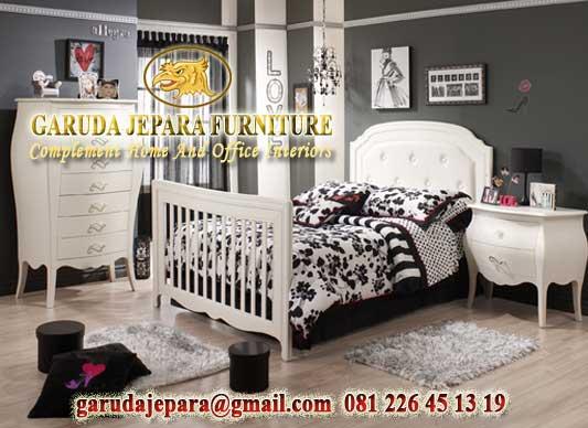 Set Tempat Tidur Perempuan Dalila