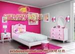 Tempat Tidur Anak Perempuan Michan