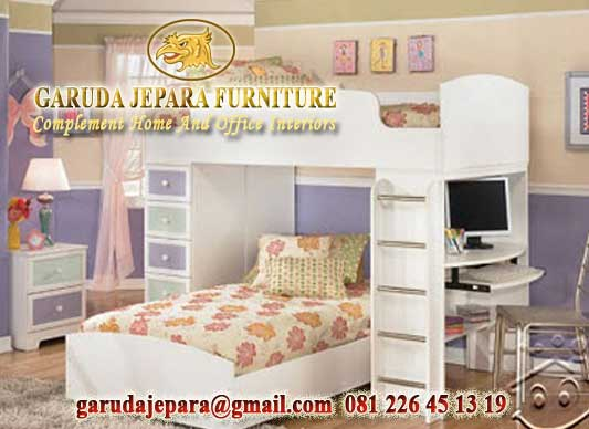 Tempat Tidur Susun 44