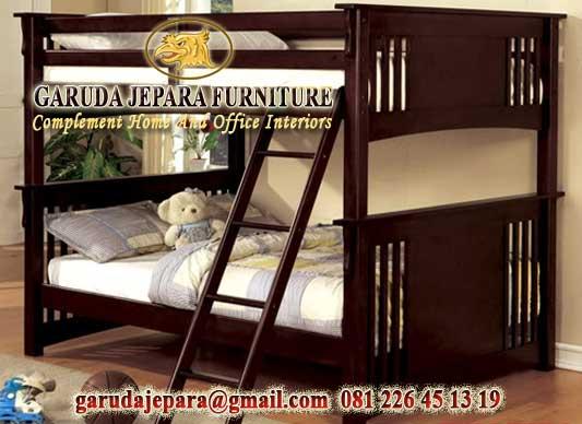 Tempat Tidur Tingkat Jepara 41
