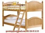 Tempat tidur tingkat pinokio 50