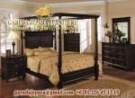 Set Kamar Tidur Canopy