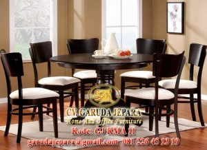 Set Kursi Makan Cafe And Resto
