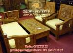 Set Kursi Tamu Minimalis Jawa