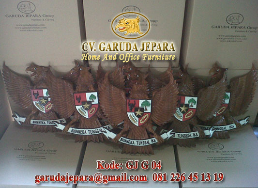 Produk Ukiran Garuda Pancasila