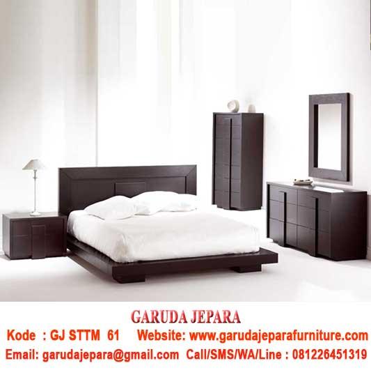 Set Kamar Tidur Minimalis Model 2015