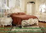 Set Kamar Tidur Mewah Gaya Perancis