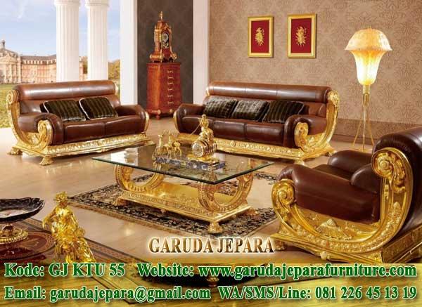 Set Sofa Mewah Srikandi