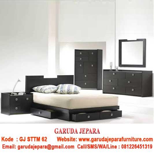 Set Kamar Tidur Minimalis Elegant