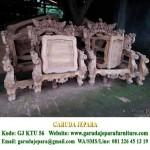 Set Kursi Tamu Ukir Garuda Royal