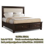 Bed Hotel Minimalis