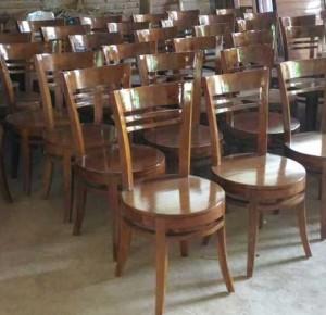 Kursi Cafe Dan Restoran Bundar