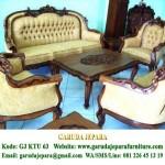 Set Sofa Tamu Ukir Maestro