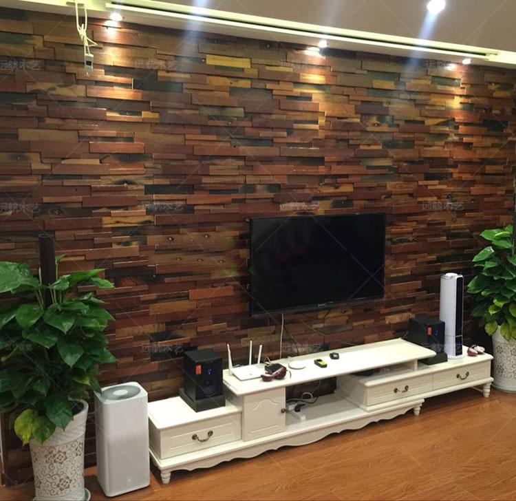 Mozaik-Kayu-Untuk-Dinding-Ruang-TV