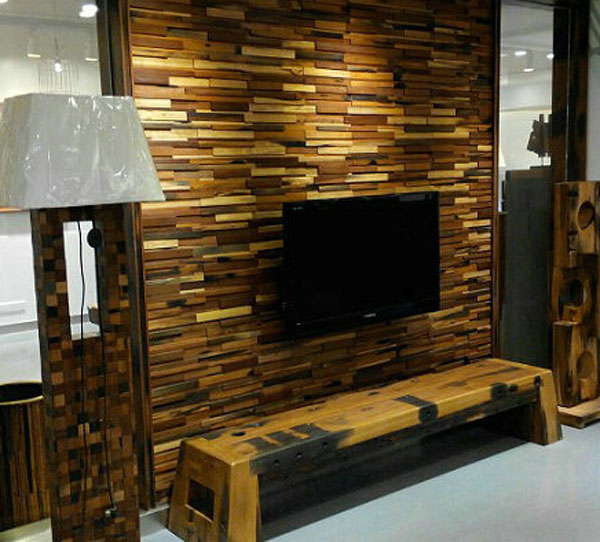 Wood-Wall-Interior