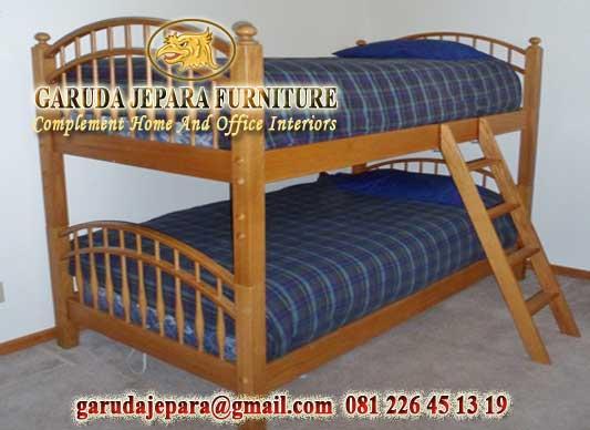 Tempat tidur susun paris 55