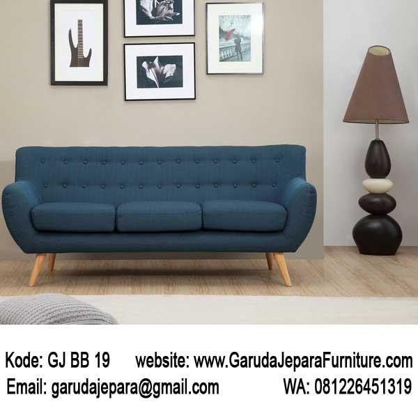 Sofa Modern Scandinavian